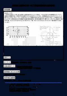 複素応力関数を用いた二重連結領域の力学解析