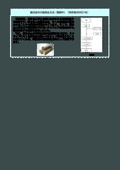 銅合金中の鉛除去方法(青銅中)